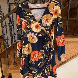 Altar'd State long sleeve dress - medium